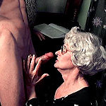 100% Exclusive granny movies. Hot mature threesomes and wild old-young orgies.